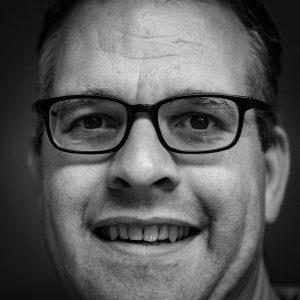 Hajo Magré van Audiodroom podcast producties