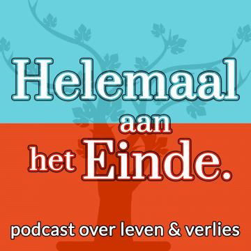 Podcastcover Helemaal aan het Einde