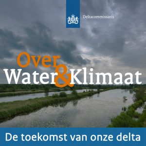 Podcastcover Over Water & Klimaat